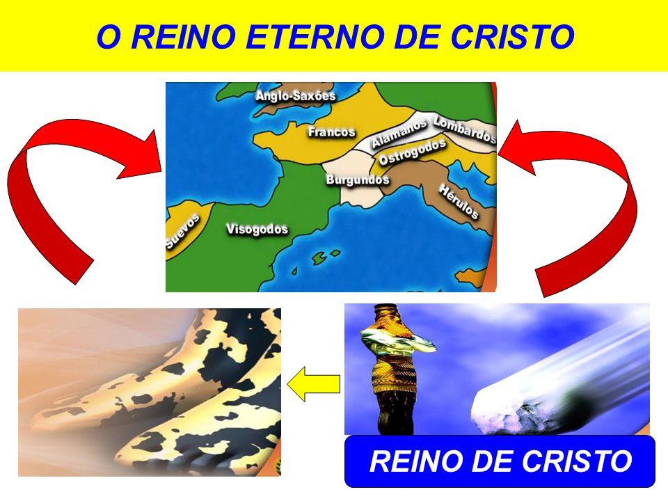 O REINO ETERNO DE CRISTO REINO DE CRISTO