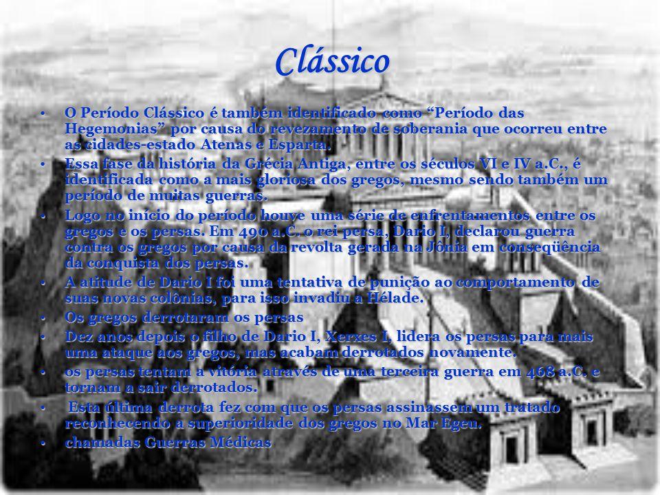 Helenístico O período conhecido como helenístico foi um marco entre o domínio da cultura grega e o advento da civilização romana.O período conhecido como helenístico foi um marco entre o domínio da cultura grega e o advento da civilização romana.