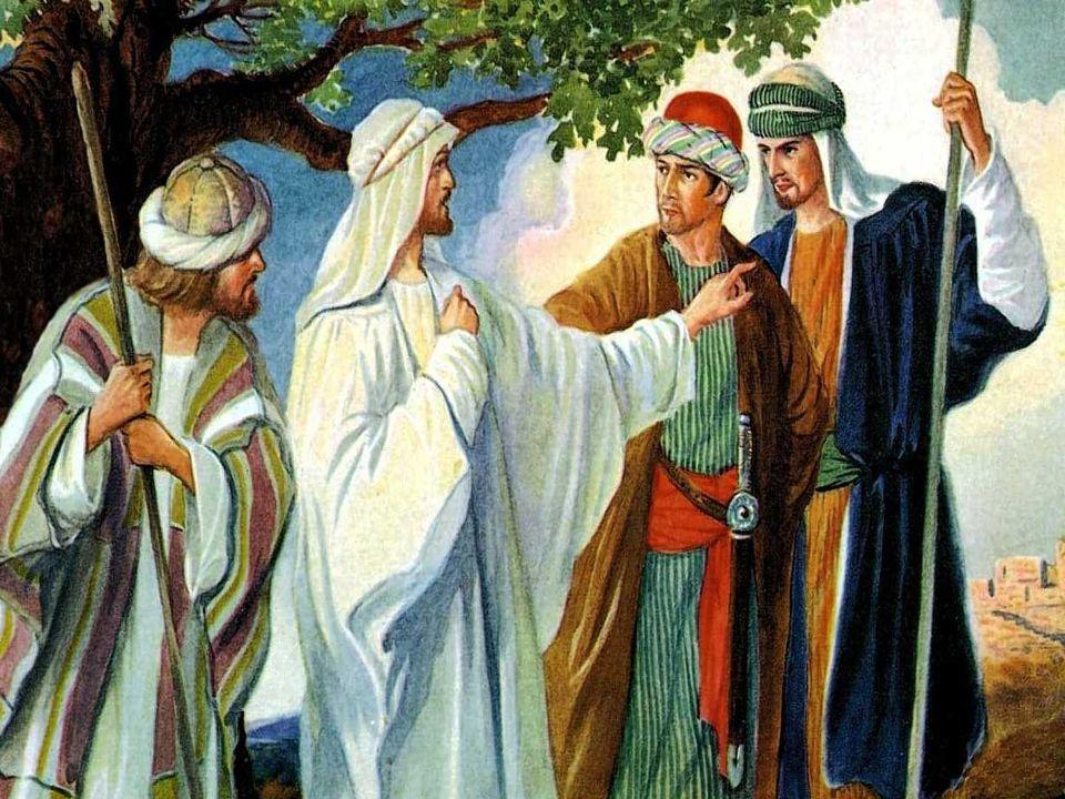 O chamado nasce do testemunho de João Batista, a partir do qual formou-se uma corrente. Ninguém chega a Jesus sozinho... - João Batista reconhece o Cr