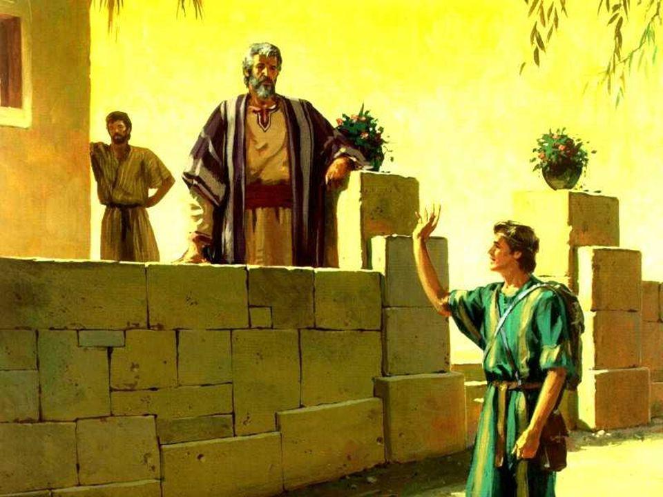 - Jesus responde com três parábolas (Ovelha, Moeda e Filho Pródigo), que revelam a grande bondade e misericórdia de Deus, que sai à procura do perdido.