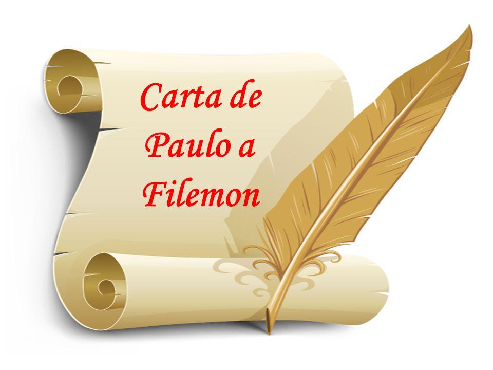 Irmão Filemon, eu me alegrarei em ti e te peço porque sei da tua confiança e meu coração se alegrará muito.