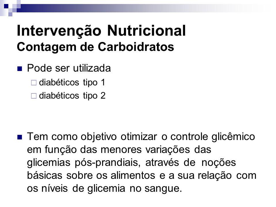 Pode ser utilizada  diabéticos tipo 1  diabéticos tipo 2 Tem como objetivo otimizar o controle glicêmico em função das menores variações das glicemi