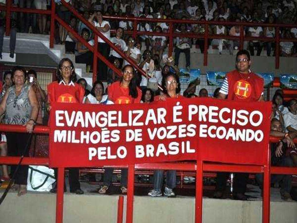 Todos os cristãos têm por missão anunciar o Evangelho de Jesus.