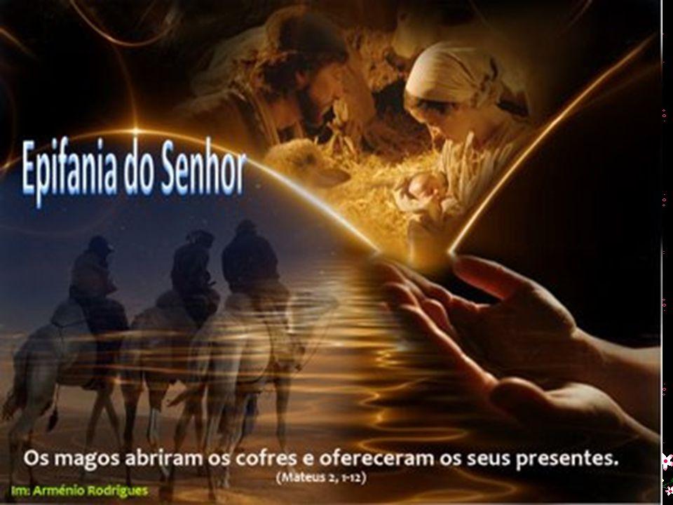 """Tema da Solenidade da Epifania do Senhor A liturgia deste domingo leva-nos à manifestação de Jesus como """"a luz"""" que atrai a Si todos os povos da terra"""