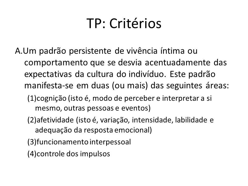 TP: Critérios B.