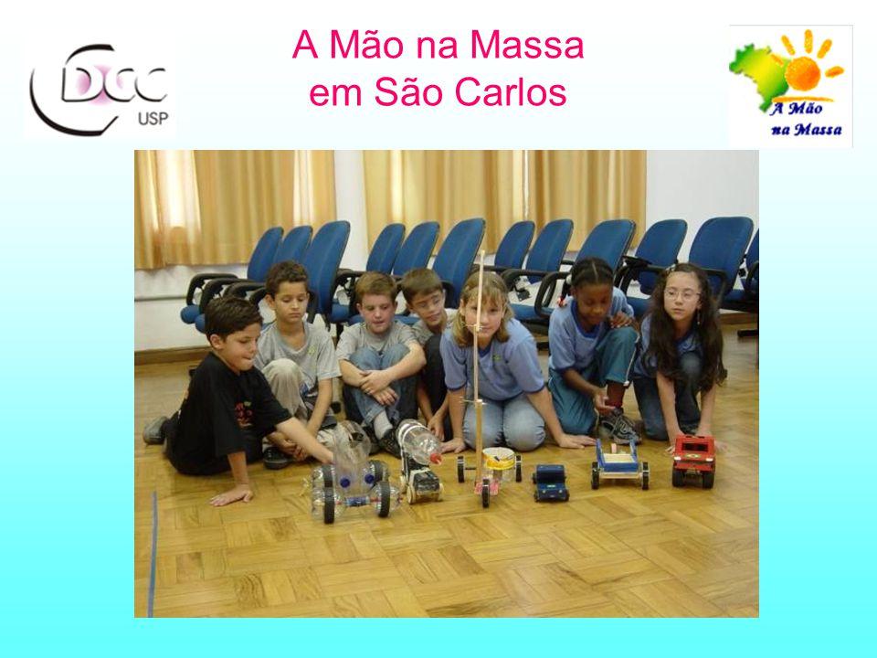 A Mão na Massa em São Carlos