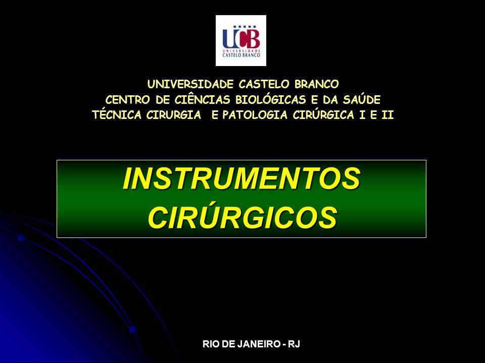 ISNTRUMENTAL CIRURGICO BÁSICO DE UMA CAIXA PARA PROCEDIMENTOS CIRÚRGICOS