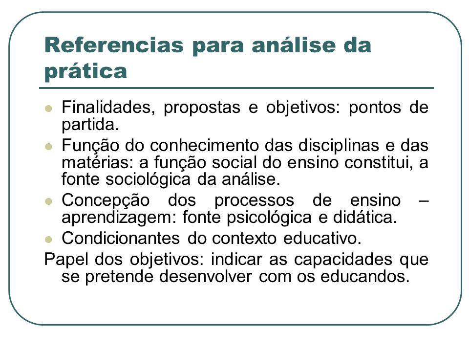 As sequências didática e as sequências de conteúdos A ordenação articulada das atividades é o elemento diferenciador das metodologias.