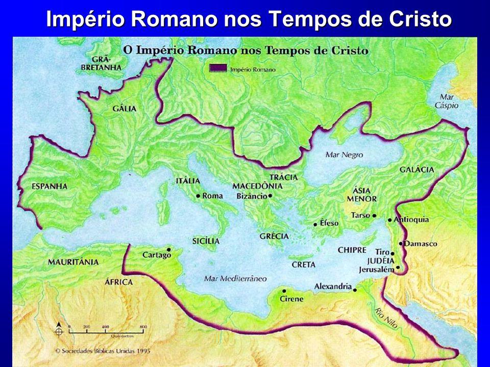 Império Romano nos Tempos de Cristo