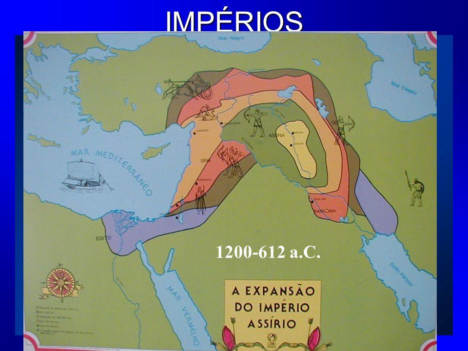 IMPÉRIOS 1200-612 a.C.