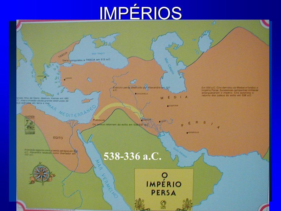 IMPÉRIOS 336-156 a.C.