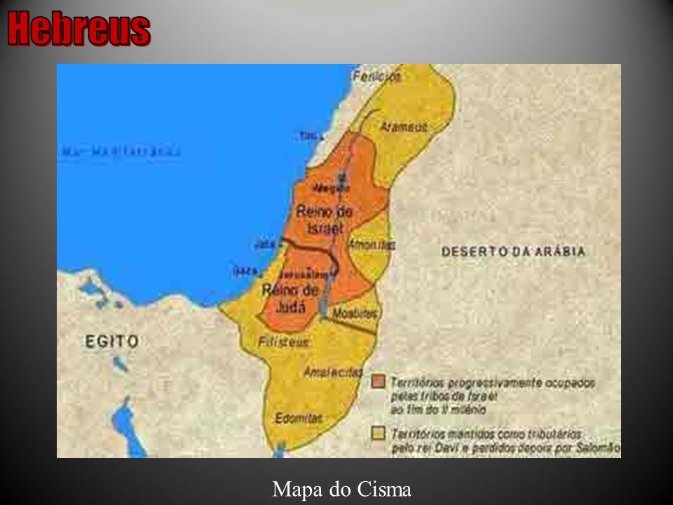 Mapa do Cisma