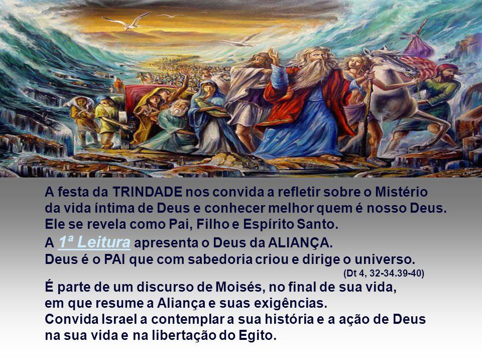 A Bíblia nos conta que Moisés, após ter falado com Deus, dois raios de luz tão intensa iluminavam sua face, que não podiam olhar para ele...