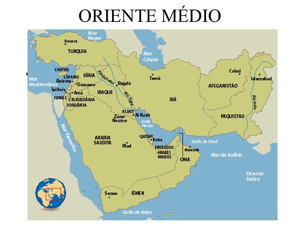 Oriente Médio no tempo dos Patriarcas