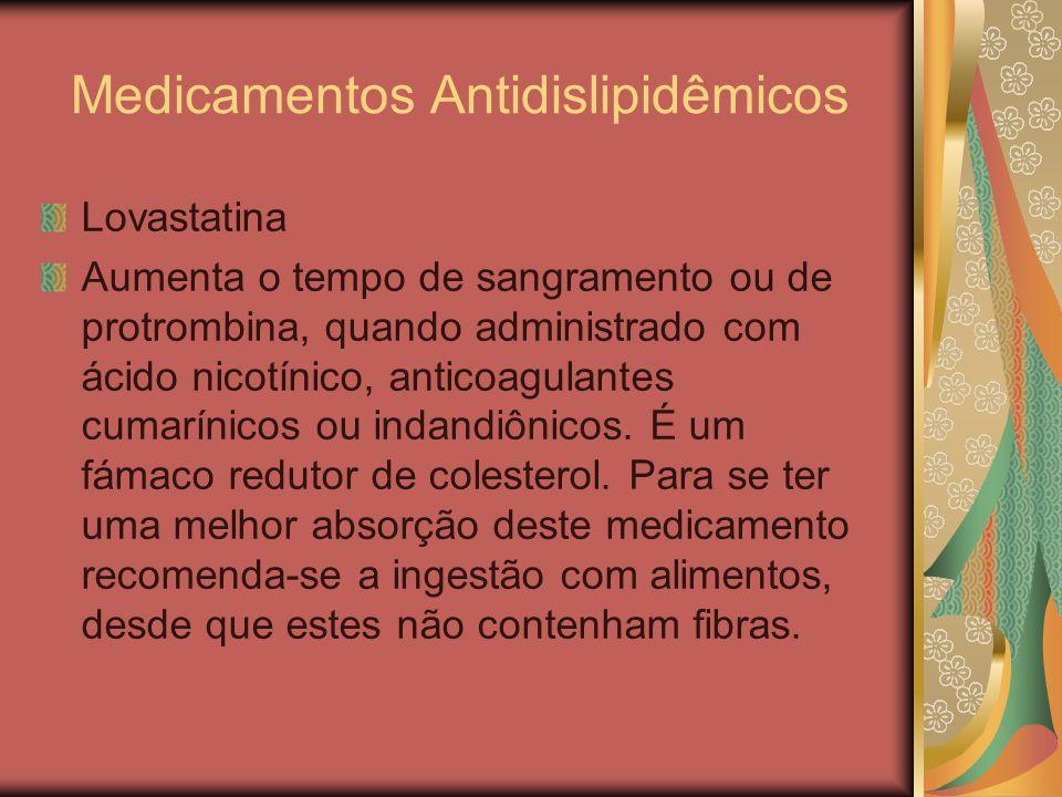 Medicamentos Antidislipidêmicos Pravastatina Induz à redução de lipídios de duas maneiras.