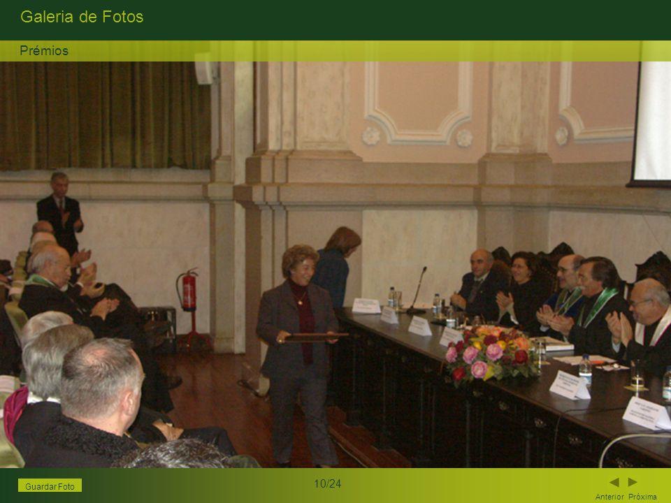 Galeria de Fotos Anterior Próxima 10/24 Guardar Foto Prémios