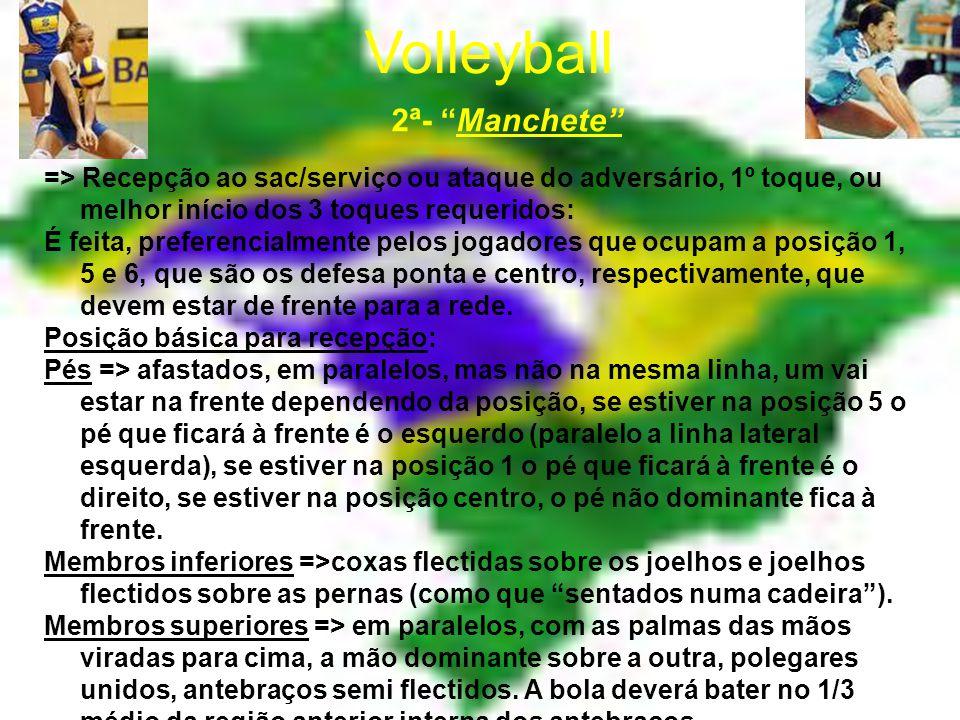 Volleyball 6- Jornada nas estrelas => lançado por Bernardo, jogador brasileiro, há alguns anos atrás.
