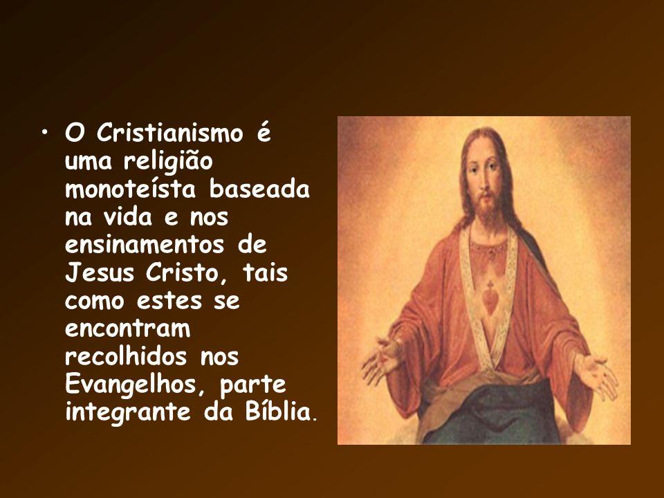 Com mais de 2,1 bilhões de adeptos, divididos por várias denominações, o cristianismo é hoje a maior religião mundial.