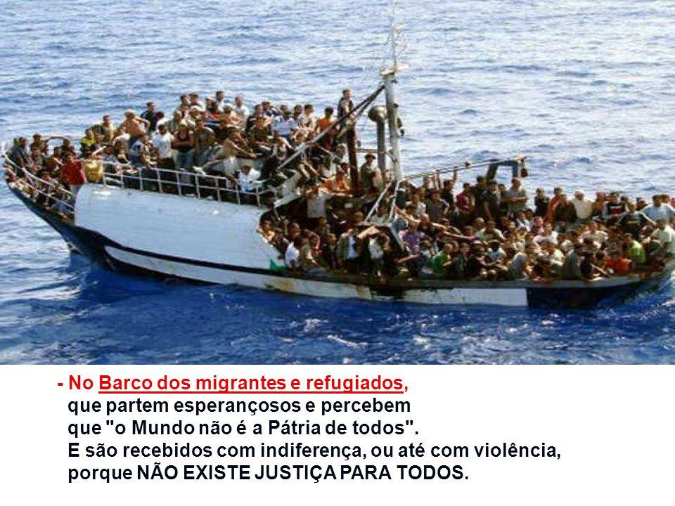 - Na Barca da Igreja: preocupados com as seitas...