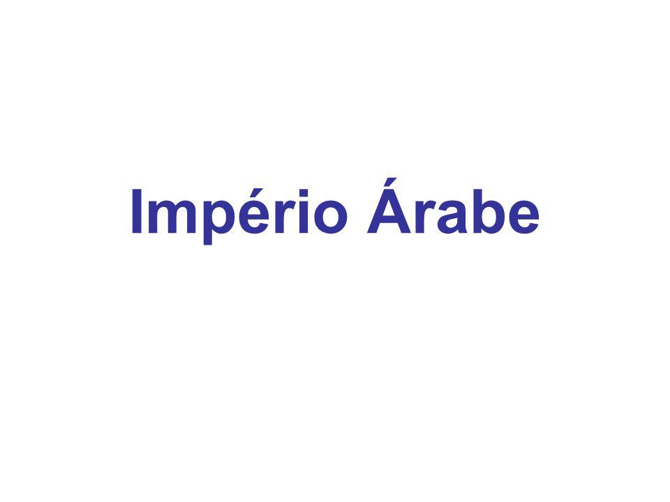 Império Árabe