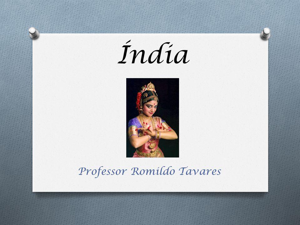 Índia Professor Romildo Tavares