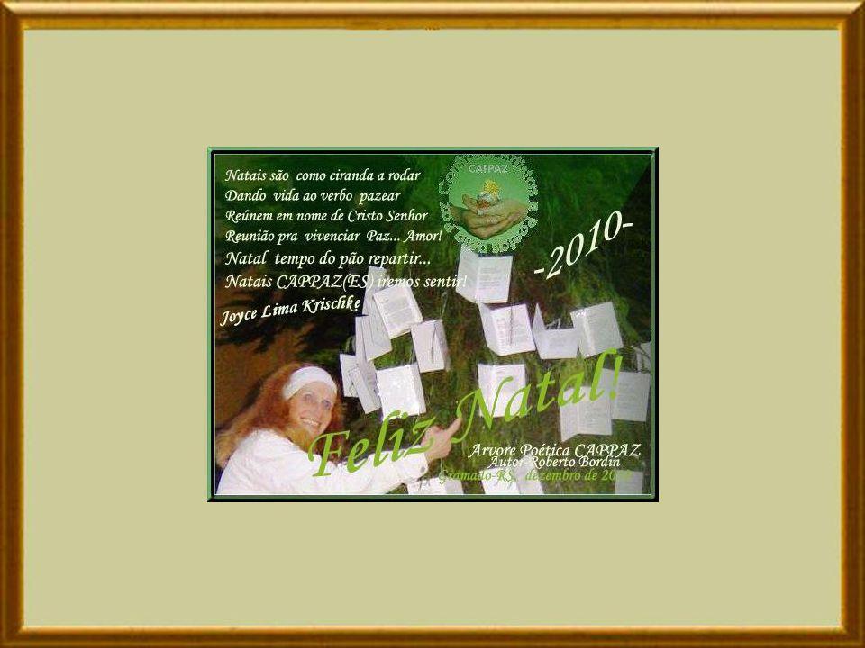 . Para novamente comemorarmos o Nascimento de Jesus