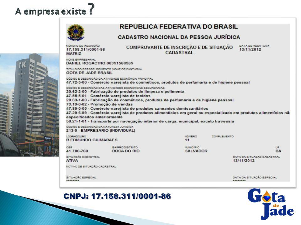 CNPJ: 17.158.311/0001-86