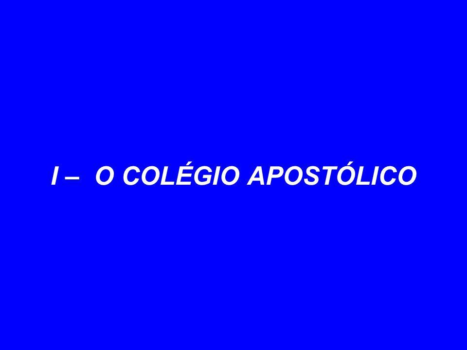 APOSTOLICIDADE ATUAL Não há sucessão apostólica para os dias de hoje, porém, o dom ministerial de apóstolo não foi revogado e nenhum homem poderá revogá-lo, pois este dom foi estabelecido pelo Senhor Jesus para a igreja em todos os tempos.