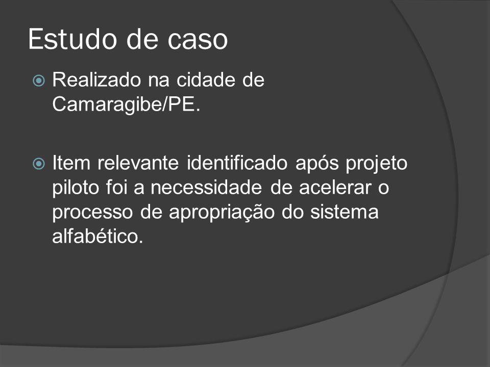  Após implantação do Provinha Brasil e processo de formação continuada, os dados coletados demonstraram melhoras no número de crianças alfabetizadas mais precocemente.