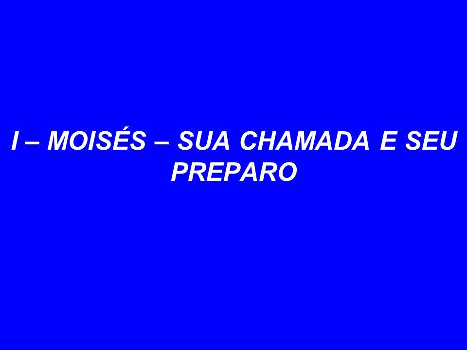 O CHAMADO DE MOISÉS DEUS CHAMA MOISÉSO LUGAR É SANTO MONTE HOREBE