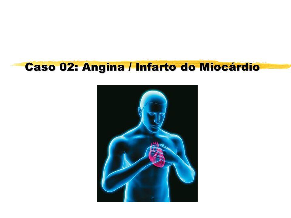 Caso 02: Angina / Infarto do Miocárdio