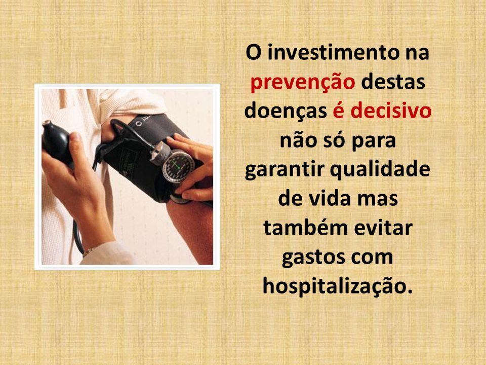 O Brasil aparece em 9º lugar na lista dos países cuja população morre mais, em números absolutos, de doenças cardíacas, e é o 6º de derrames.
