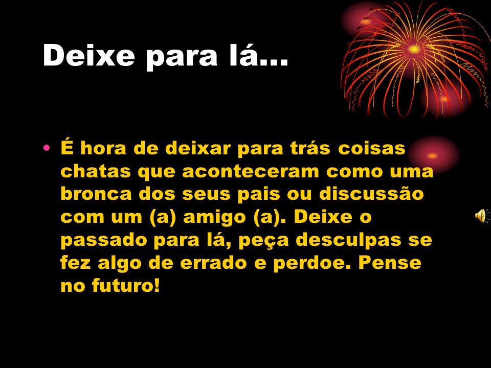 Show de luzes O show de fogos de artifício é uma tradição em vários locais do Brasil e do mundo.