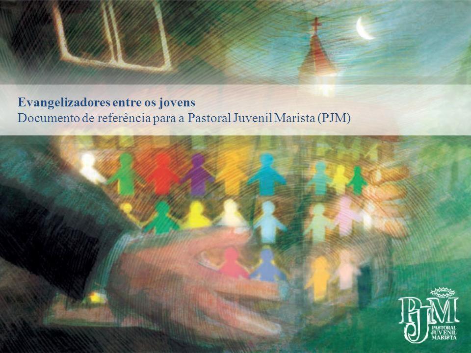 Guia para o estudo do documento Reuniões dos grupos de estudo Instituto dos Irmãos Maristas Secretariado da Missão Comissão Internacional da PJM