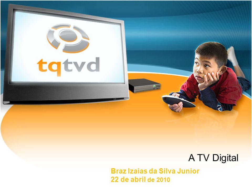 Motivação Interatividade na TV digital é importante.