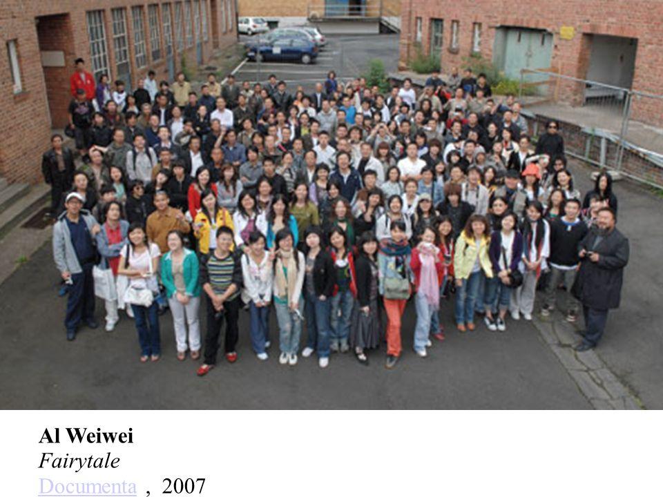 Al Weiwei Fairytale DocumentaDocumenta, 2007