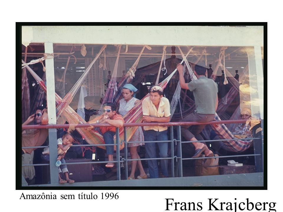 Amazônia sem título 1996 Frans Krajcberg