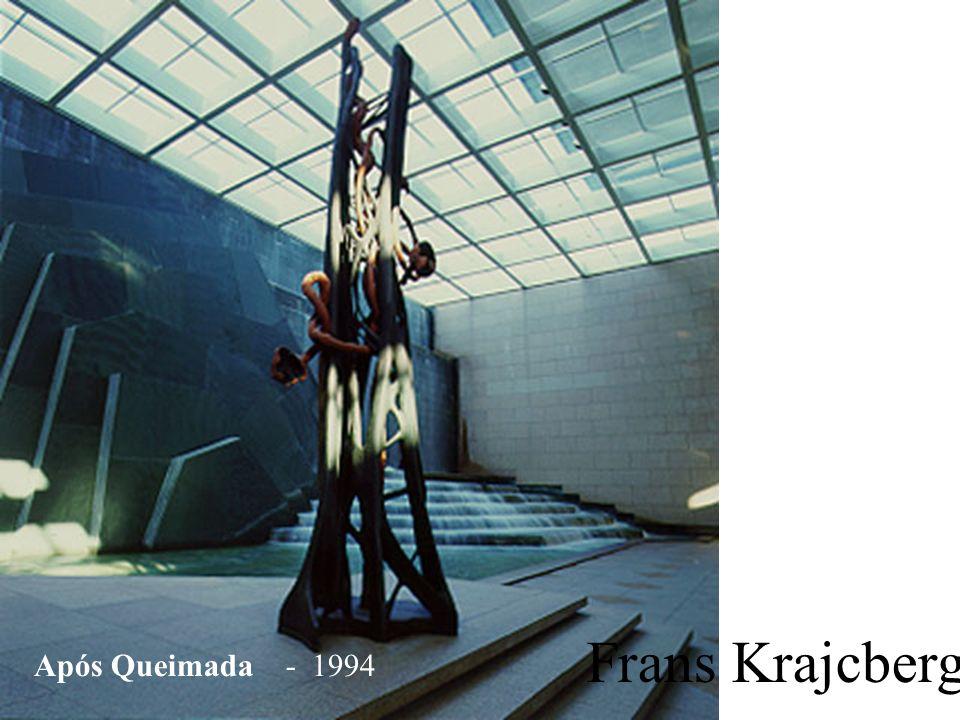 Após Queimada - 1994 Frans Krajcberg