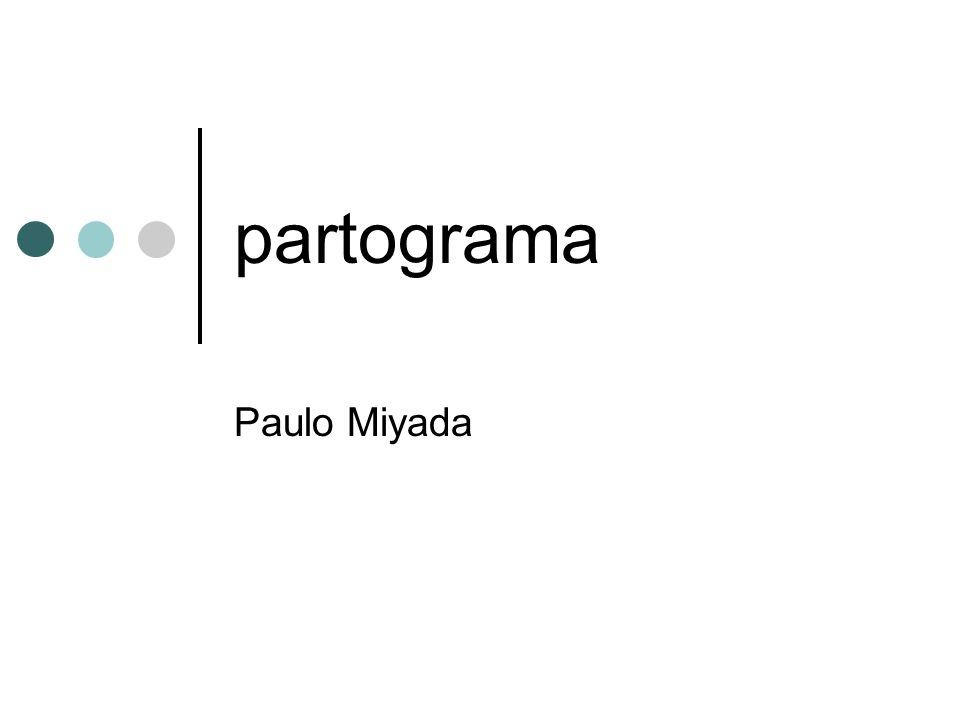 partograma Paulo Miyada