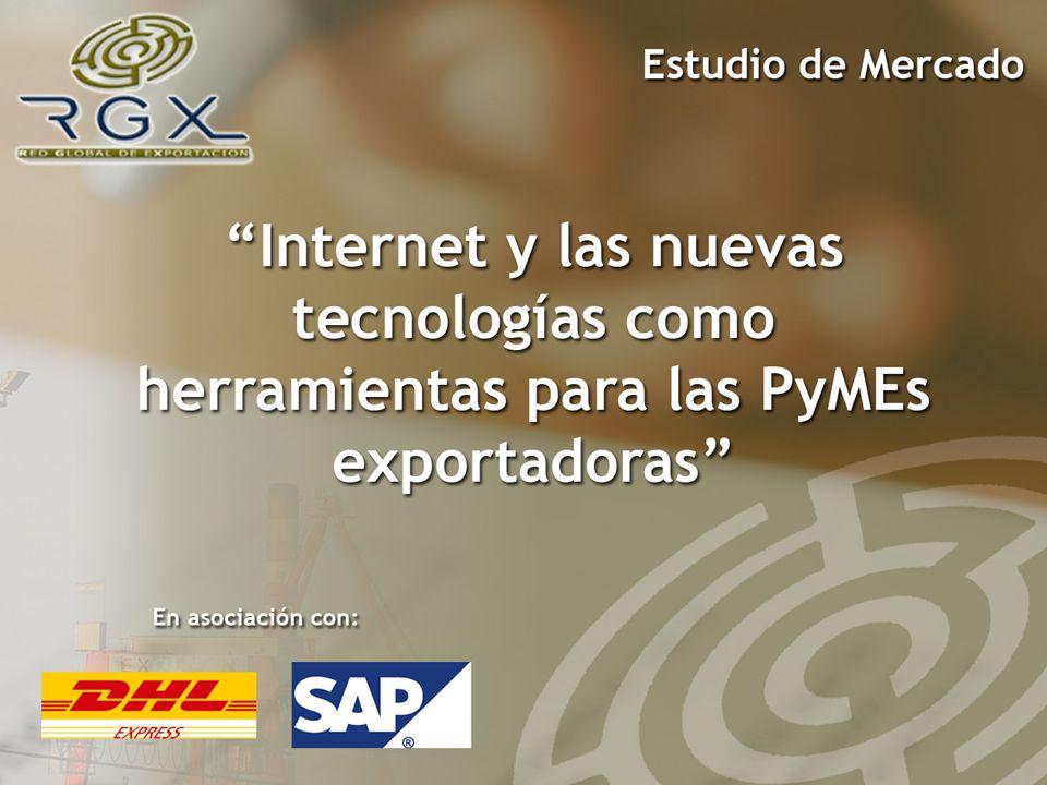 CONCLUSÕES A presente enquete permitiu acessar a mais informação sobre a utilização real e projetada da ferramenta Internet entre o setor PyME exportador brasileiro, bem como as percepções do impacto que a rede teve no negócio.
