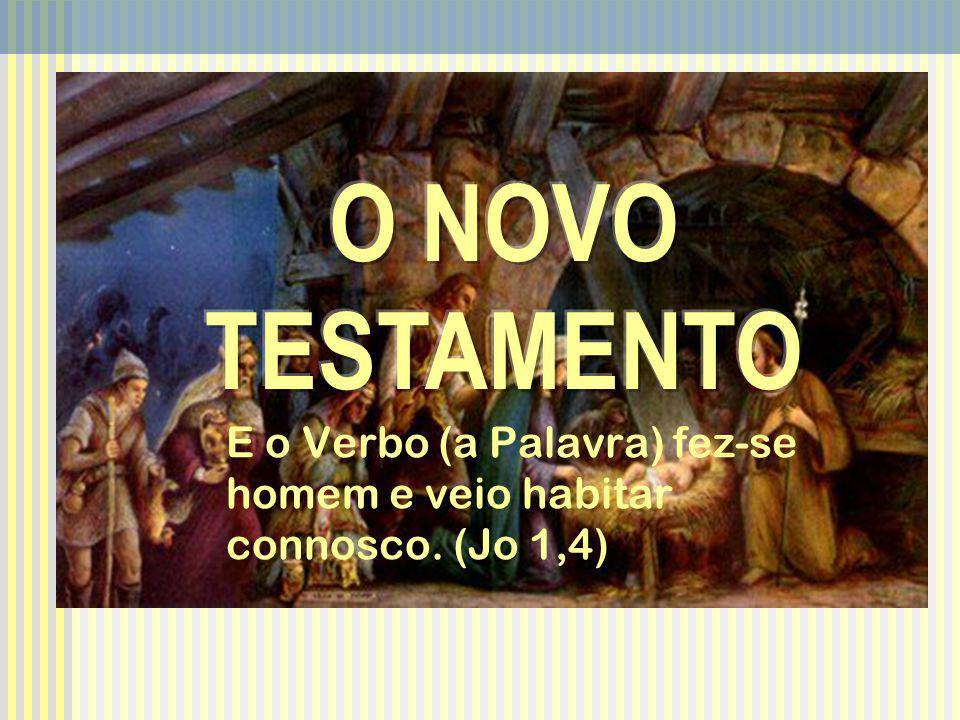 OS PRIMEIROS CRISTÃOS ANUNCIAVAM JESUS CRISTO COM OS LIVROS DO A.T., POIS O N.T.