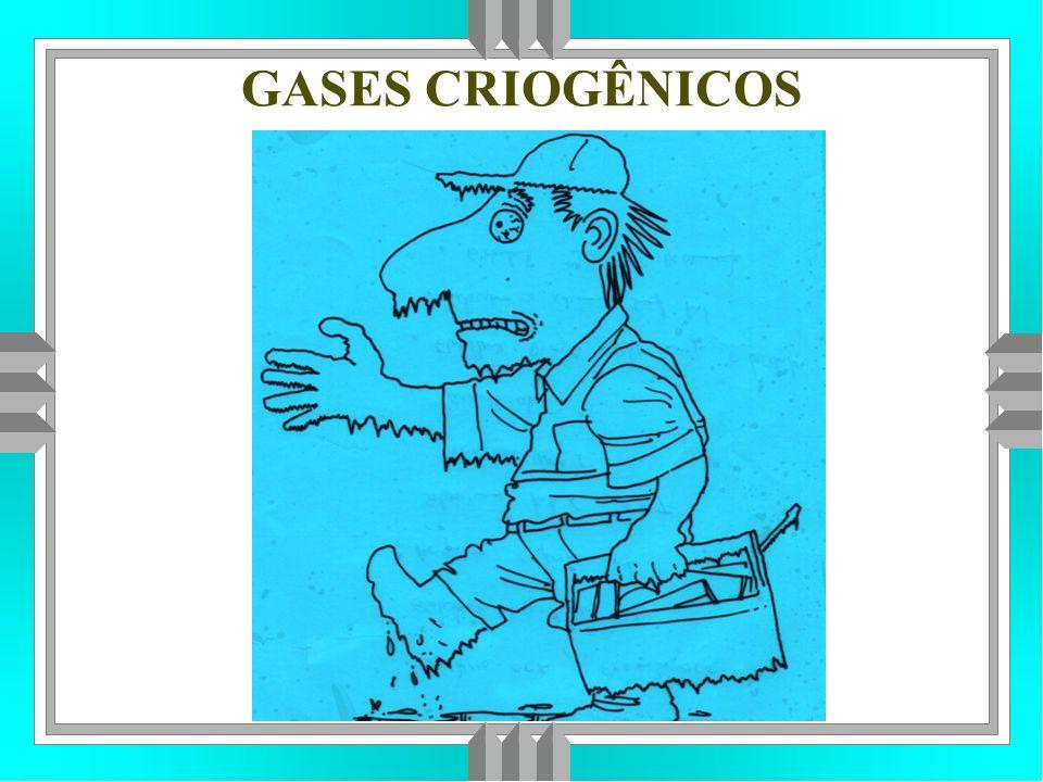 GASES CRIOGÊNICOS