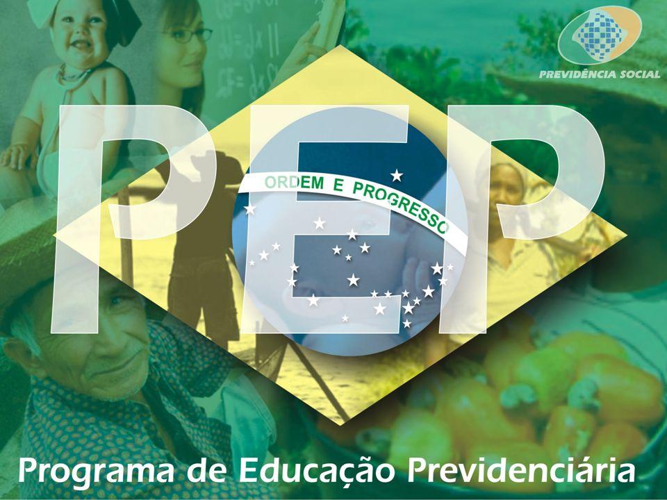 PREVIDÊNCIA SOCIAL INSTITUTO NACIONAL DO SEGURO SOCIAL EducaçãoPrevidenciária 82,1% dos idosos - brasileiros A Previdência Social protege 82,1% dos idosos - brasileiros – mais de 19,32 milhões de pessoas com 60 anos ou mais.