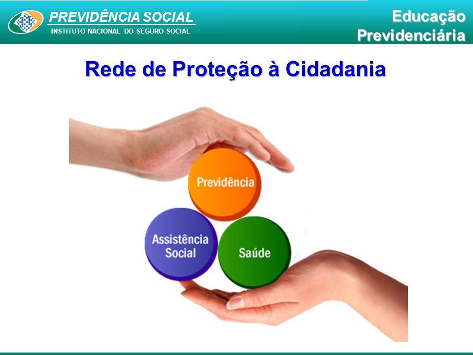 PREVIDÊNCIA SOCIAL INSTITUTO NACIONAL DO SEGURO SOCIAL EducaçãoPrevidenciária Valor Integral: 100% do salário-de-benefício Proporcional: 70% do salário-de-benefício + 5% a cada grupo de 12 contribuições que ultrapassar os 40%.