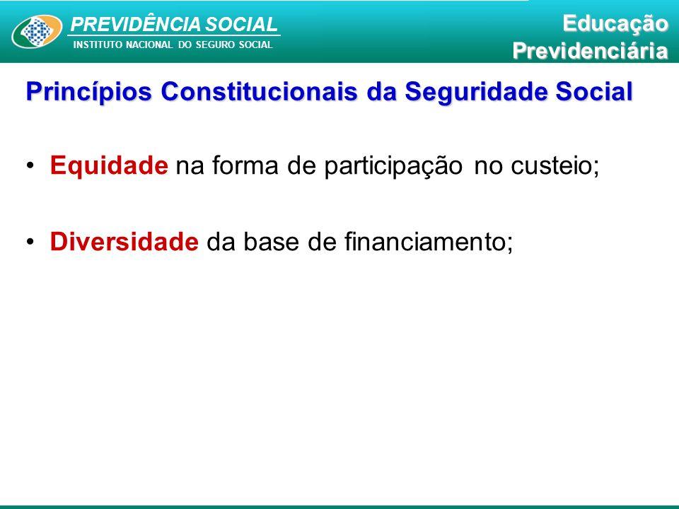 PREVIDÊNCIA SOCIAL INSTITUTO NACIONAL DO SEGURO SOCIAL EducaçãoPrevidenciária Quanto aos dependentes: Pensão por Morte Auxílio-reclusão Reabilitação Profissional Serviço Social
