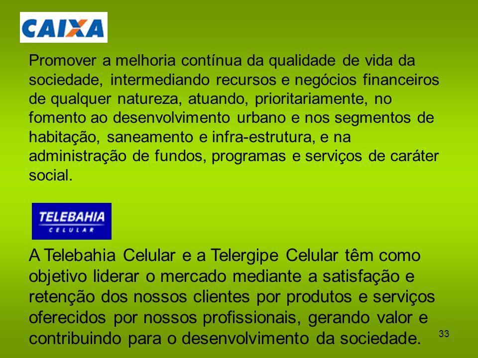 32 Promover o desenvolvimento das telecomunicações do País de modo a dotá-lo de uma moderna e eficiente infra- estrutura de telecomunicações, capaz de