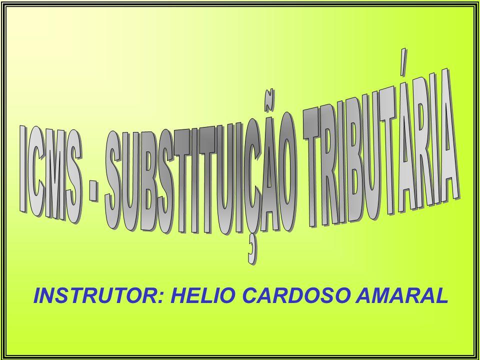 INSTRUTOR: HELIO CARDOSO AMARAL