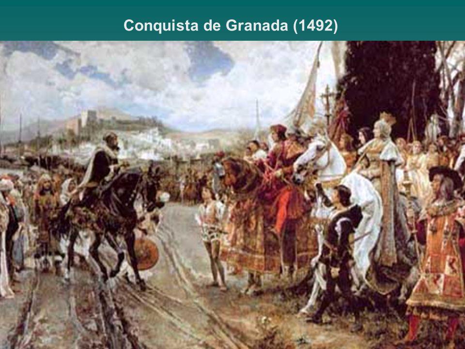 Conquista de Granada (1492)