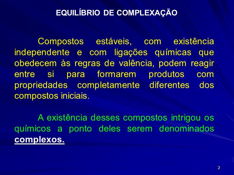 1 UNIVERSIDADE FEDERAL DE SANTA MARIA Prof a. Eliane Pereira dos Santos Disciplina: Química Analítica Aplicada Curso: Engenharia Ambiental ANÁLISE COM