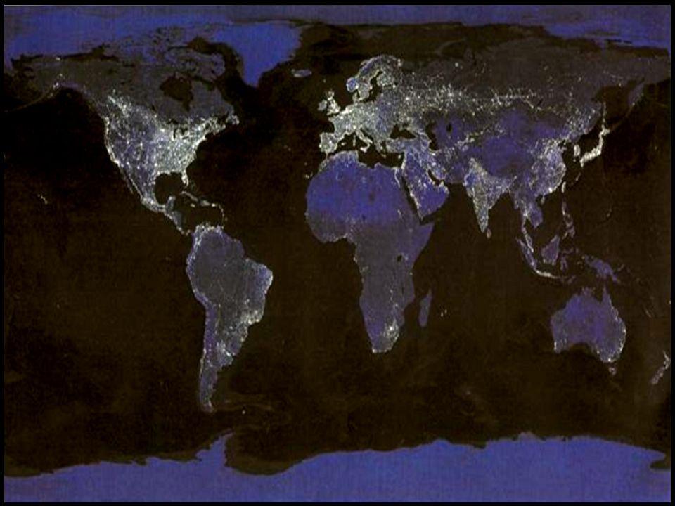 Exemplos de Vazios Demográficos: regiões polares, regiões desérticas, altas montanhas, florestas equatoriais. Exemplos de adensamento populacional : n